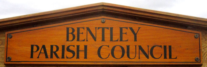 Welcome to Bentley Parish Council