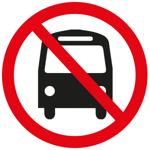 Withdrawal of the 94 bus service